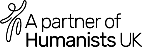 Click to go to the Humanists UK web site
